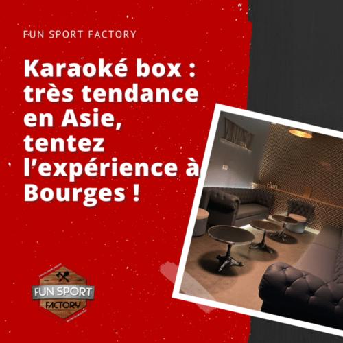 Karaoké Boxs, Loisirs, Bourges